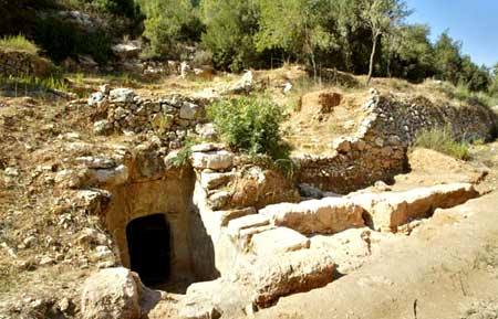 The cave of St John1