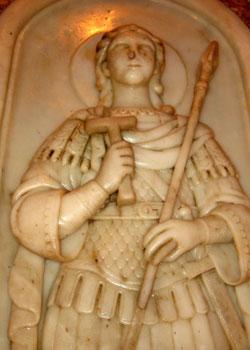 Mormantul Sfantului Mare Mucenic Gheorghe