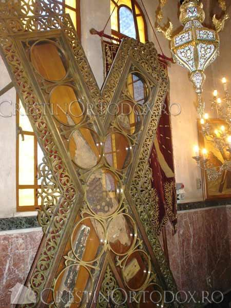 Crucea Sfantului Andrei - Patras
