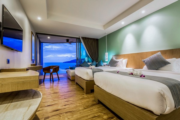 Patong Best Sea View Deluxe Pool Access Sea View Crest