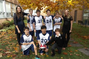 Jr Boys VB