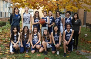 Jr Girls Basketball