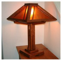 arts & crafts/mission style lighting, craftsman lamps ...