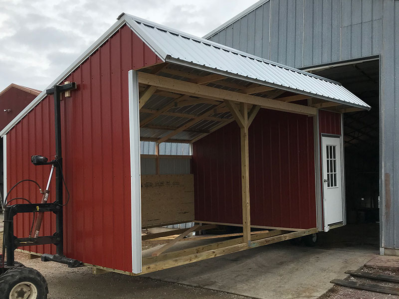 Horse Sheds For Sale  Portable Horse Barn  Prefab Horse Stables