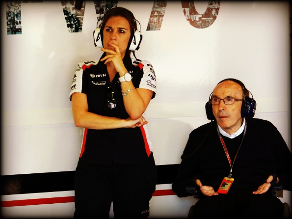Claire-and-Frank-Williams_Formula1