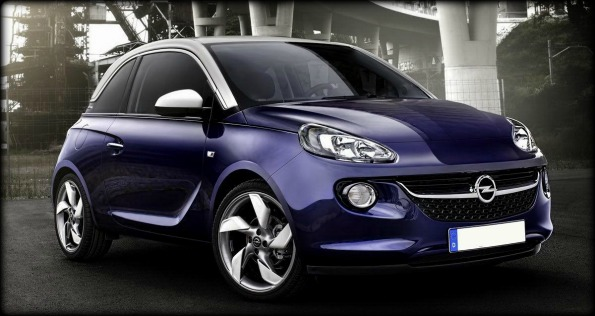 Opel_Adam 1000cc turbo