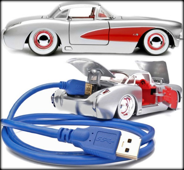 USB-Muscle-Cars