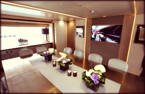 The-official-British-launch-of-Sunseeker-155-Yacht-superyacht-BLUSH-6