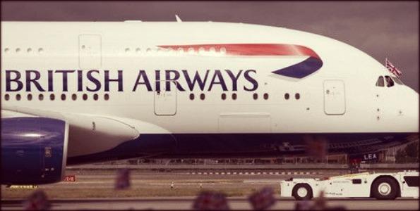 British Airways Crete London Heraklion