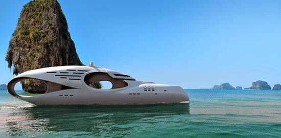 Super luxury concept Yachts 004