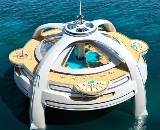 Super luxury concept Yachts 010