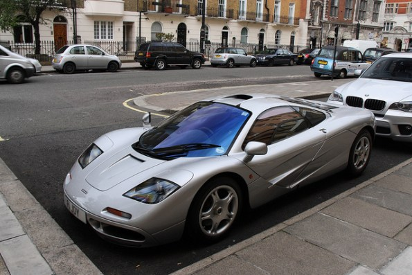 02-Cars That Are Closest To F1-McLaren-F1