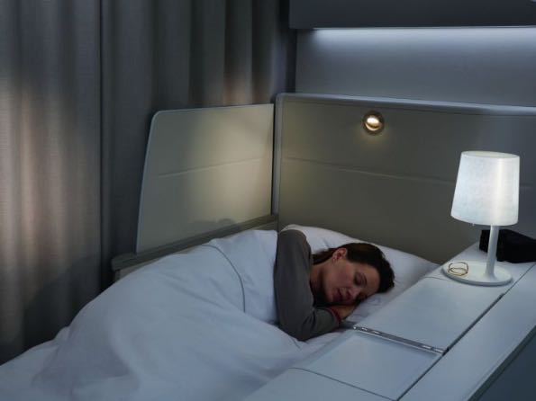 Air France luxury travelling 004