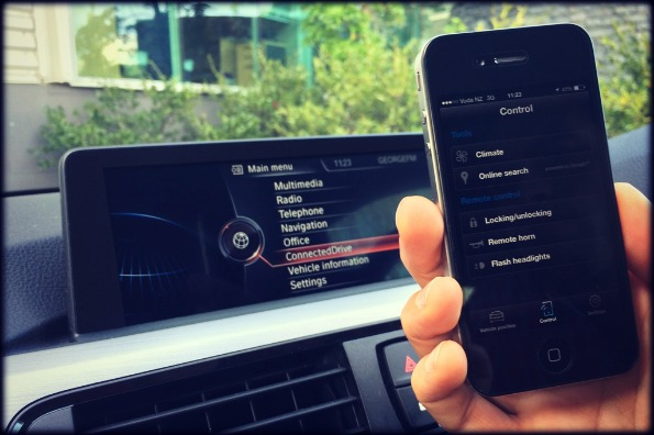 BMW-ConnectedDrive-smartphone