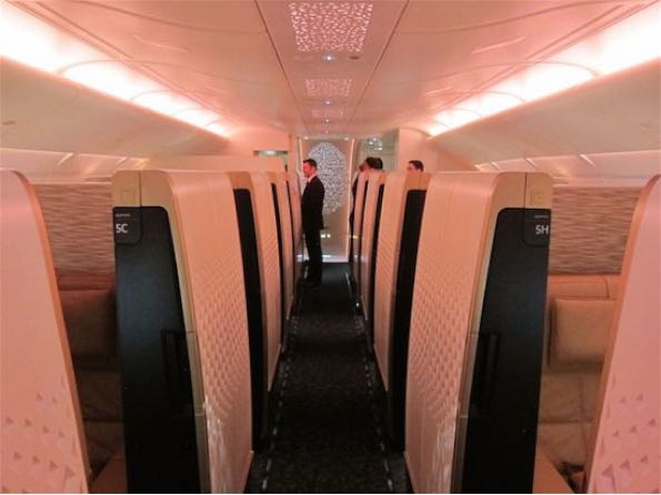 Etihad luxury travelling 001