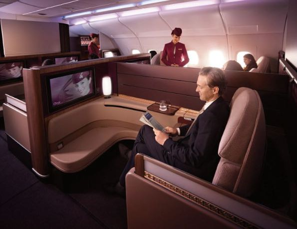 Qatar Airways luxury travelling 002