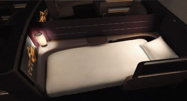 Qatar Airways luxury travelling 004