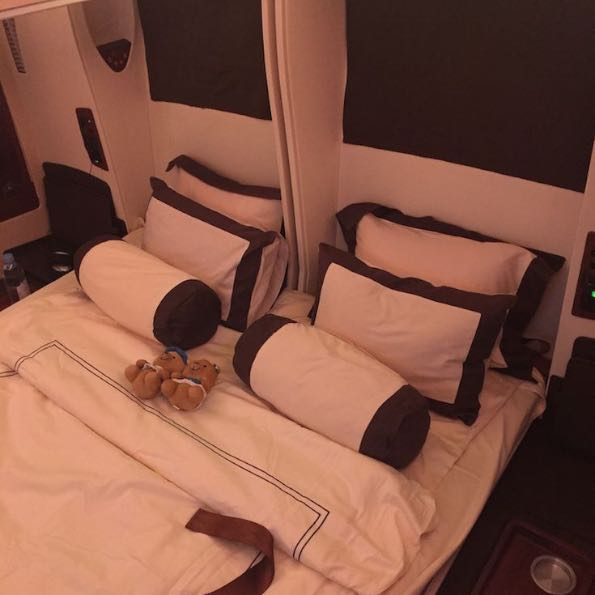 Singapore Airlines luxury travelling 001