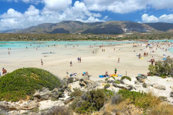 The 10 best destinations for Easter sun - CRETE