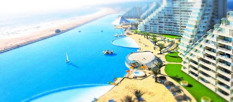 Αυτή είναι η μεγαλύτερη πισίνα του κόσμου