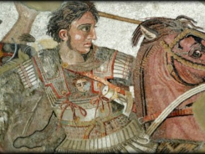 κατακτήσεις του Μεγάλου Αλεξάνδρου