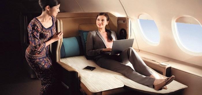 Κι όμως υπάρχουν και σουίτες στα αεροπλάνα