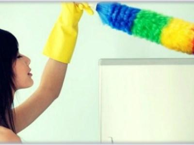 Πώς μερικοί άνθρωποι έχουν πάντα καθαρό σπίτι