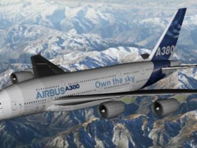 Δες οποιαδήποτε πτήση σε 3D σε πραγματικό χρόνο