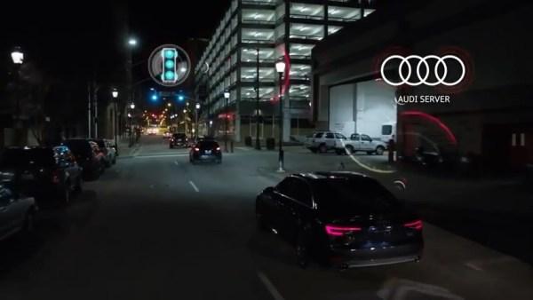 Audi-Traffic-light-information-system