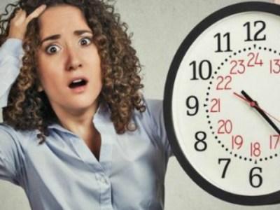 Μάχη για να σταματήσουν οι αλλαγές της ώρας