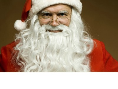 Ο Άγιος Βασίλης ετοιμάζεται για τα Χριστούγεννα