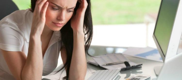 7 τρόποι για να διώξετε το άγχος στην δουλειά