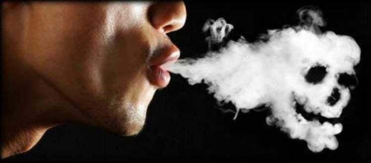Κάπνισμα και ξυλόσομπες