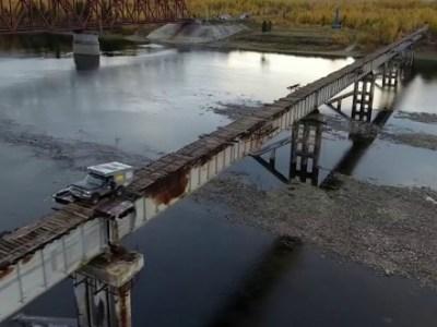 Η γέφυρα που δεν θα θέλατε να διασχίσετε ποτέ