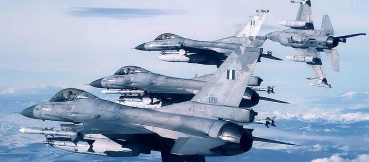 Έκλεισε και τυπικά η συμφωνία για τα F-16