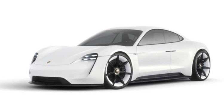Το νέο ηλεκτρικό sports car της Porsche