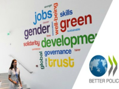 ΟΟΣΑ για ανάπτυξη, ανεργία, μεταρρυθμίσεις