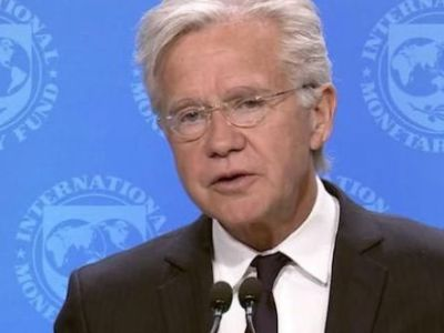 Η ΝΔ διαγράφει και τον Τζέρι Ράις του ΔΝΤ