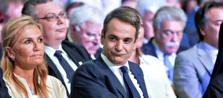 Ο Μητσοτάκης εκφράζει την Ελλάδα που απέτυχε