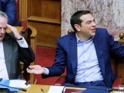 Καταψηφίστηκε η πρόταση δυσπιστίας κατά της Κυβέρνησης
