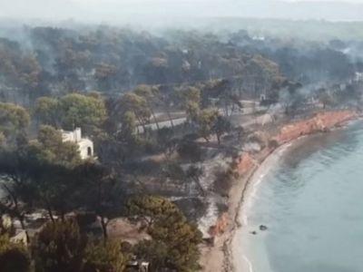 Η Αττική έχει αυθαίρετες πόλεις μέσα στα δάση
