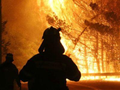 Σαρώνουν οι πυρκαγιές τις ΗΠΑ