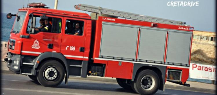 Υψηλός ο κίνδυνος πυρκαγιάς ακόμα