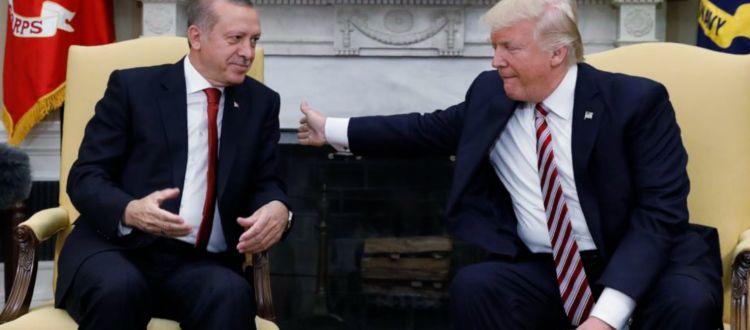 Πως ο Τραμπ τελειώνει τον Ερντογάν