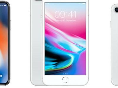 Η Apple λανσάρει 3 νέα iPhone