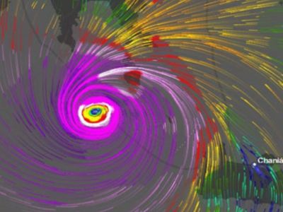 Κυκλώνας 12 μποφόρ θα χτυπήσει το Ιόνιο