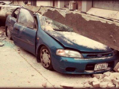 Οδηγώ και γίνεται σεισμός
