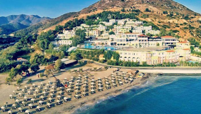 Πολυβραβευμένος σεφ σε ξενοδοχείο της Κρήτης