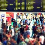 Νέο ρεκόρ κίνησης στα ελληνικά αεροδρόμια