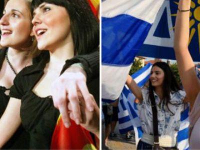 Οι ΗΠΑ αδειάζουν κανονικά τους μακεδονομάχους